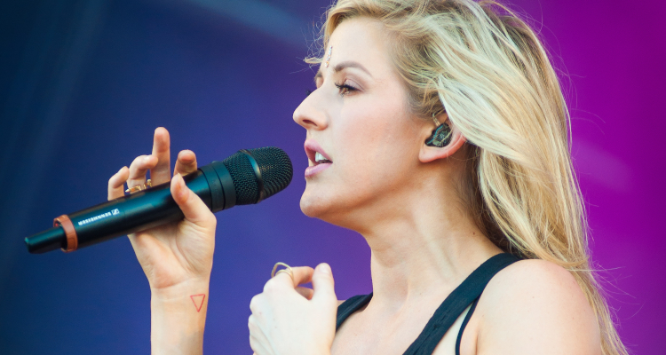 "Ellie Goulding Questions the Grammys and the Entire Concept of Music Awards: ""What Constitutes the Worthiness of an Award?"""