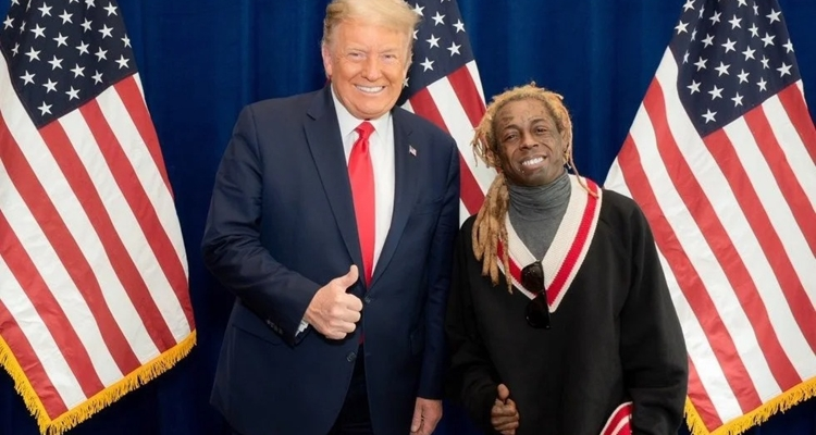 Lil Wayne's Manager Says Trump Campaign Support Wasn't 'Pardon Tactic'