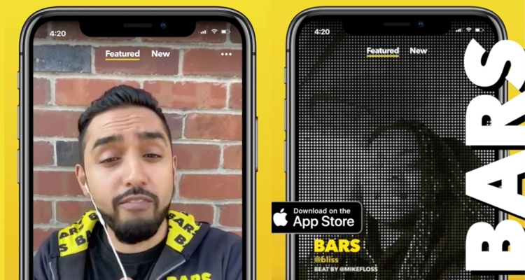 Facebook BARS is the Latest TikTok Clone For Sharing Raps & Collaboration