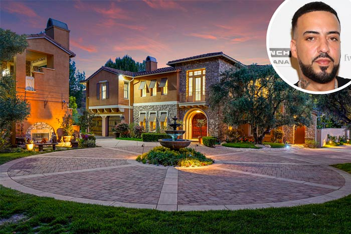 French Montana Lists Calabasas Home for $5 Million