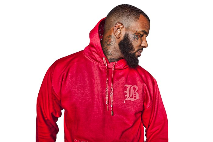The Game Says He Felt 'Disrespected' on Father's Day