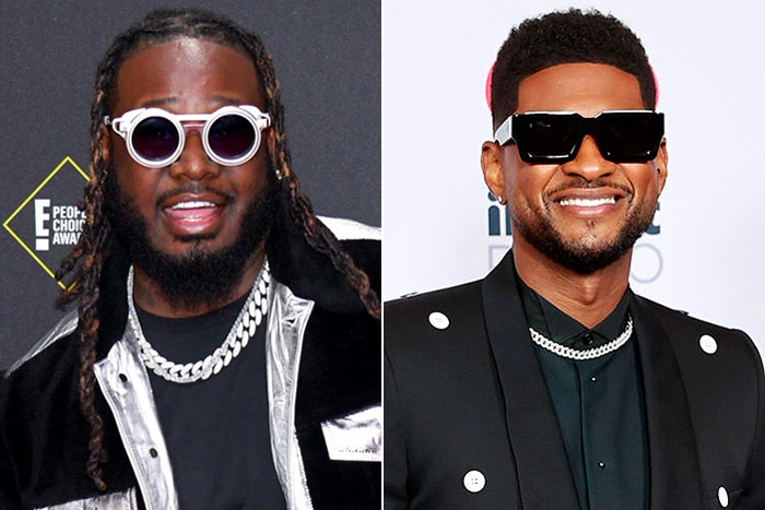 T-Pain Says He Was Depressed After Usher Said He 'Fu**ed Up Music'